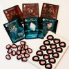 Arkham Ritual Cards and Sanity Markers