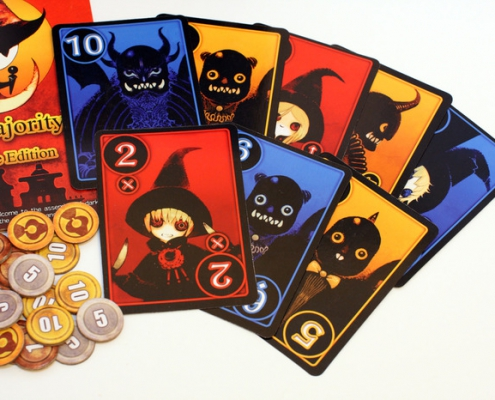 The Majority Cards