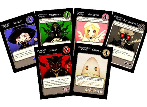 The Majority 2 Promo Cards